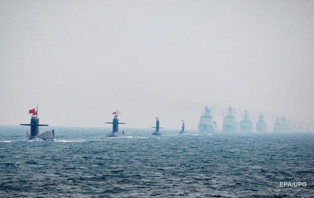 Китай перевершив США за кількістю бойових кораблів