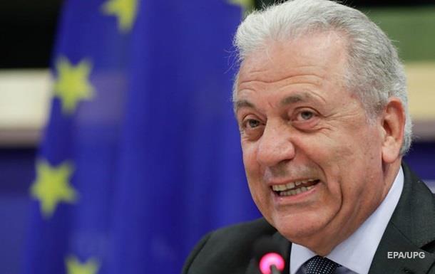ЄС організував першу закордонну місію прикордонної служби