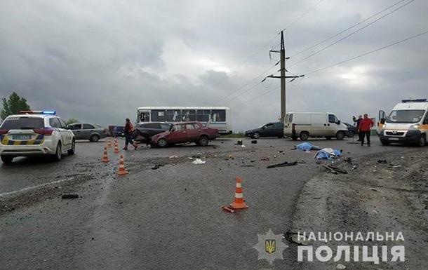 Українці стали частіше гинути в ДТП