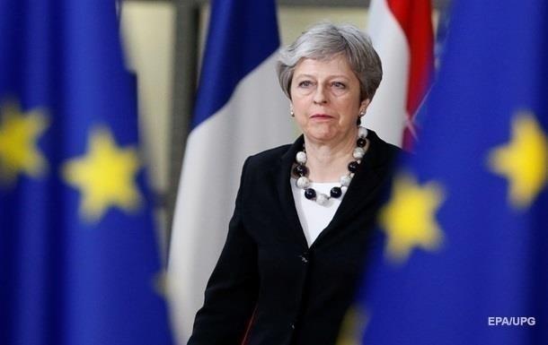 Уряд Британії підтримав стратегію Мей щодо виходу з ЄС