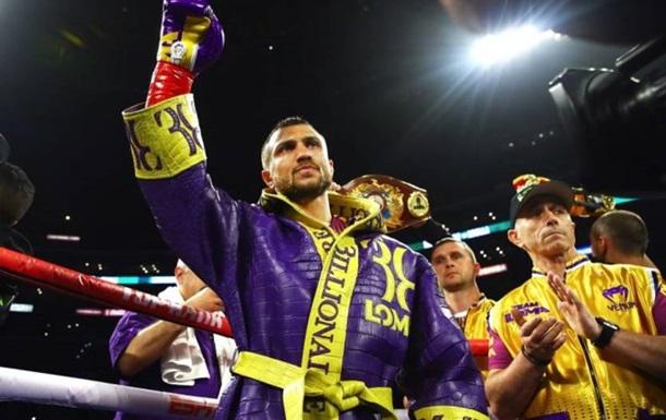 Журнал The Ring оновив рейтинг: Ломаченко залишається найкращим боксером світу