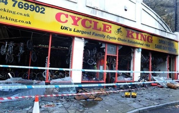 В Англії співробітники спалили магазин, намагаючись кремувати мишу