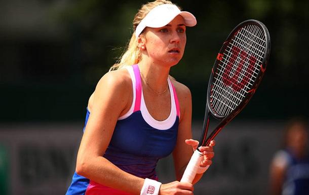Людмила Кіченок на старті покинула турнір у Страсбурзі