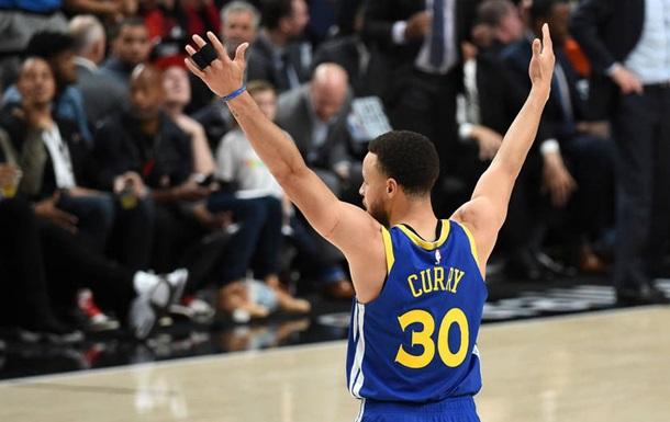 Каррі встановив рекорд результативності плей-офф НБА