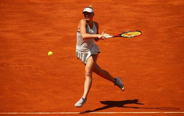 Марта Костюк вперше в кар єрі вийшла у чвертьфінал турніру WTA
