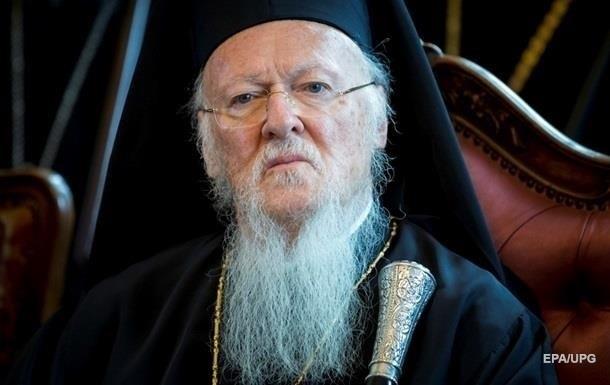 Варфоломей и глава церкви Греции обсудили  церковную проблему  Украины