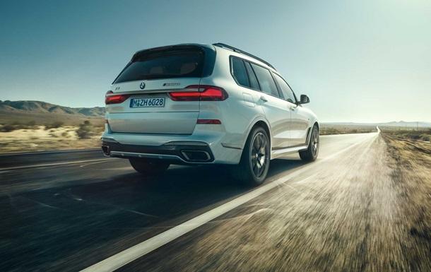 BMW X5 и X7: фото