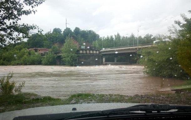 На Закарпатті очікуються сильні зливи - ДСНС