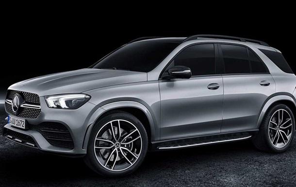 Mercedes-Benz GLE:  фото