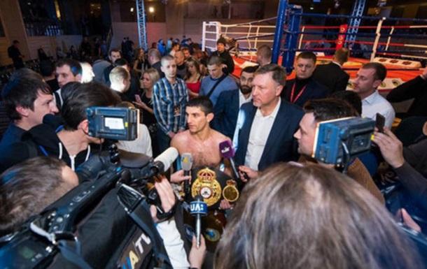 Чемпіон світу Далакян проведе бій в Києві: квитки від 100 грн