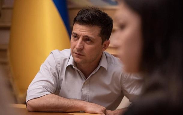 Зеленський уточнив ідею референдуму за діалог з РФ