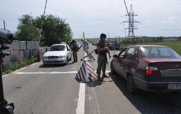 Пункти пропуску на Донбасі переходять на літній режим роботи