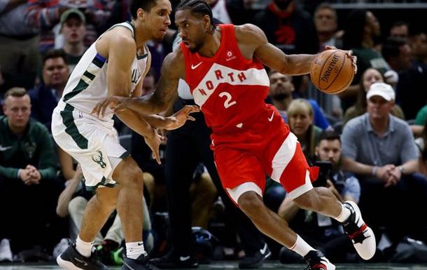Плей-офф НБА: Торонто повів в серії з Мілуокі, опинившись за крок від фіналу