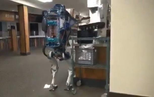 Сеть покорило видео с  самым человечным  роботом