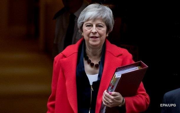 Прем єр Великої Британії назвала дату відставки