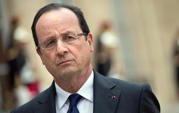 Интересная мишень . Исламисты готовили покушение на Олланда