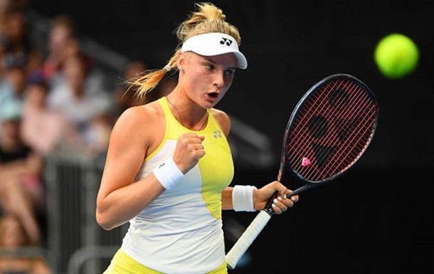 Ястремская вышла в финал турнира в Страсбурге