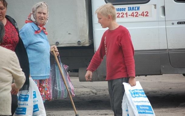Поліція Луганщини відкрила справи через роздачу цукру виборцям