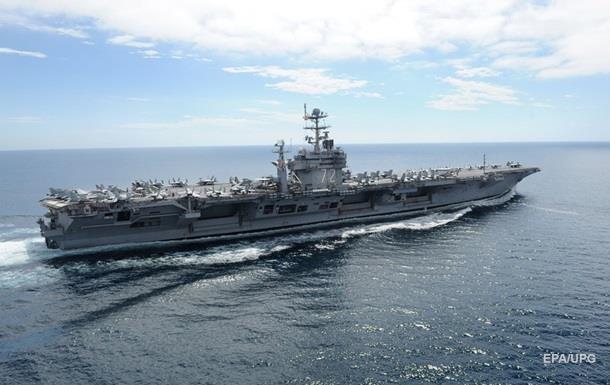 Іран пригрозив кораблям США секретною зброєю