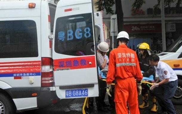 У Китаї 10 людей загинули через витік газу на судні