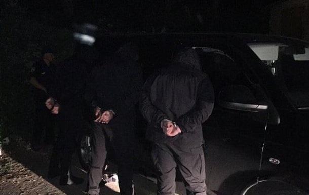 У Києві затримали псевдополіцейських, які викрали бізнесмена
