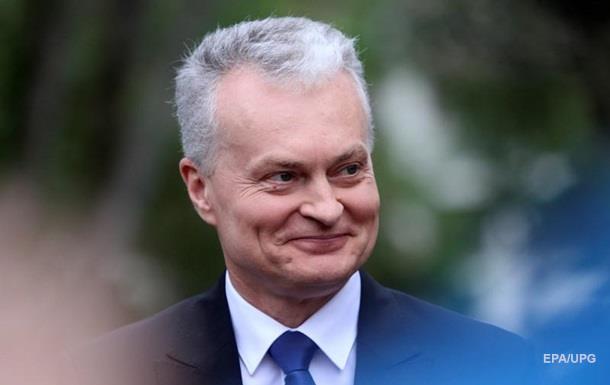 На виборах президента Литви перемагає Науседа