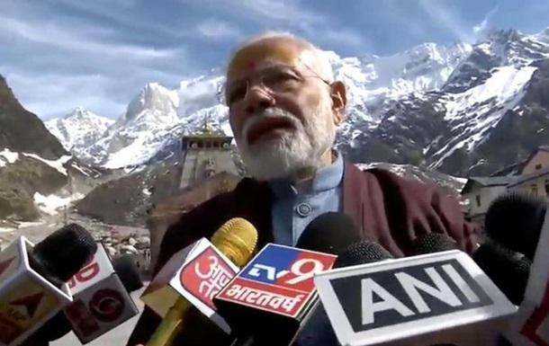 Президент Індії призначив Нарендру Моді прем єр-міністром