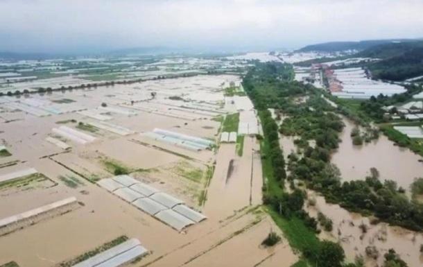 Паводок нанес Закарпатью ущерб на 150 млн грн