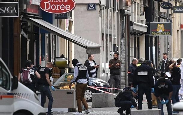 Вибух в Ліоні: поліція затримала підозрюваного
