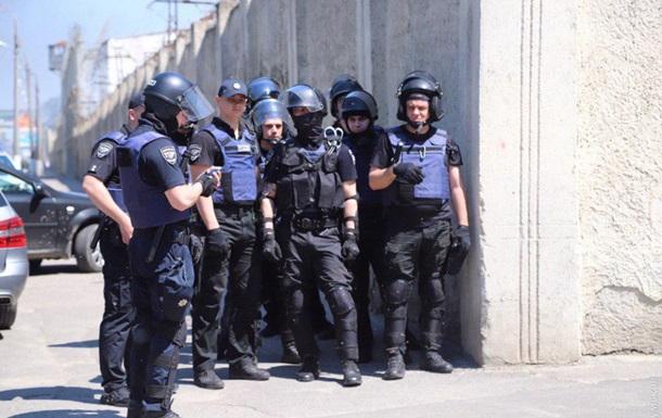 Бунт в тюрьме в Одессе 27 мая 2019 года