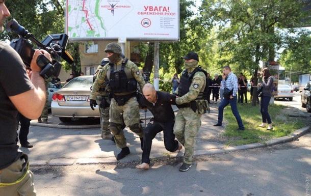 Колонию пытались захватить по указанию  воров в законе  - Аброськин