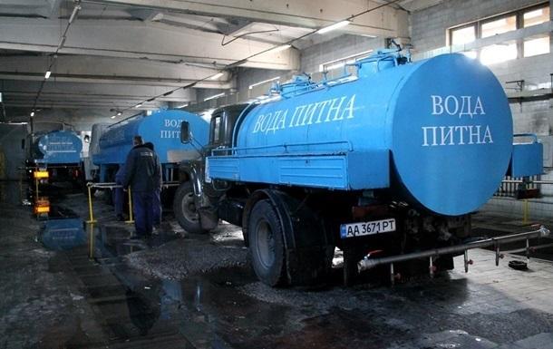 Городам и селам Донбасса продолжают отключать воду