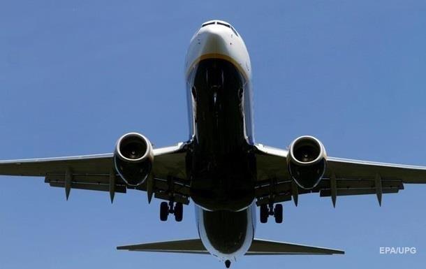 Занявшаяся сексом в самолете пара попала на камеру