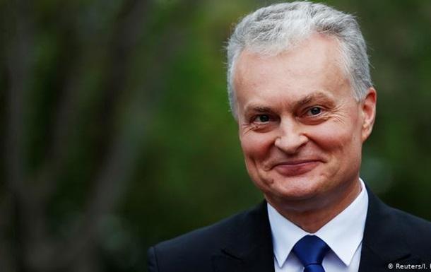 Гітанас Науседа: на президентських виборах у Литві переміг фінансист