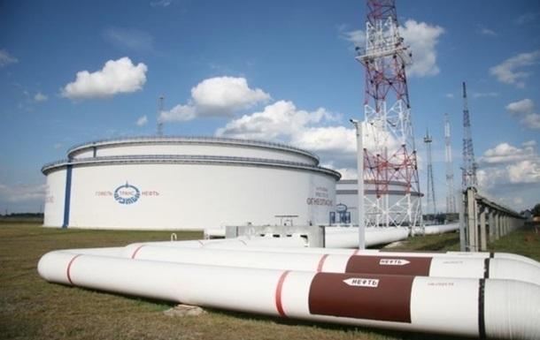 Білорусь встановила тарифи на прокачування  брудної  нафти
