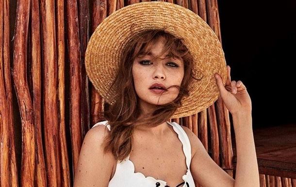 Джиджи Хадид снялась для обложки Vogue