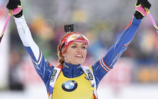 Коукалова официально объявила о завершении карьеры в биатлоне