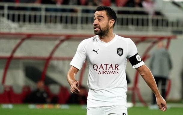 Хаві офіційно оголошений тренером найтитулованішого клубу Катару