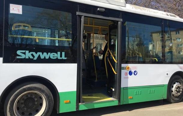 Китайская компания начнет собирать электробусы вУкраинском государстве