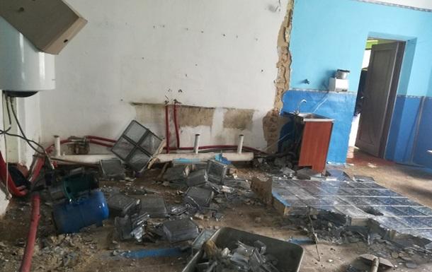 У школі Львівської області обвалилася стіна, є постраждалі