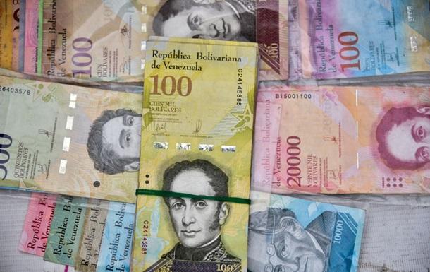 Інфляція у Венесуелі досягла 130 000% в 2018 році