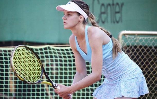 Українську тенісистку дискваліфікували за договірні матчі