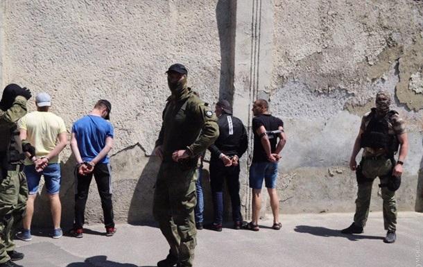 Бунтовавшую колонию в Одессе расформируют