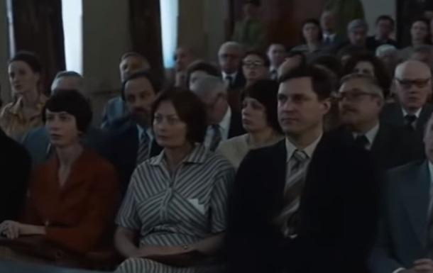 Сериал Чернобыль от HBO: видео