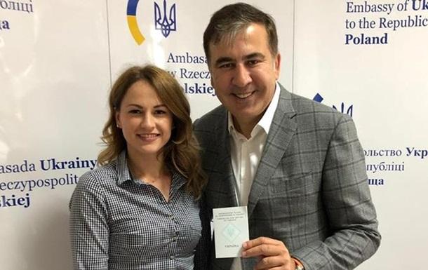 Саакашвілі отримав документи для повернення в Україну