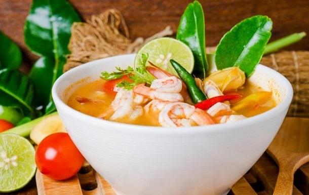 Тайский суп Том ям внесут в список ЮНЕСКО