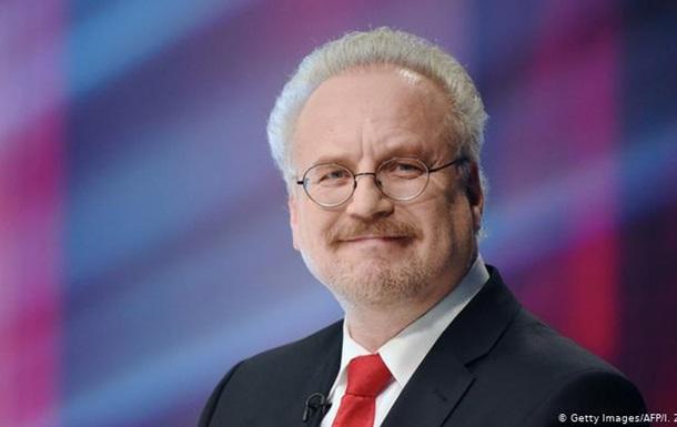 Президентом Латвії обраний Егілс Левітс