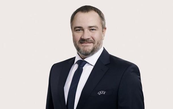 Павелко отримав ще одну посаду в УЄФА