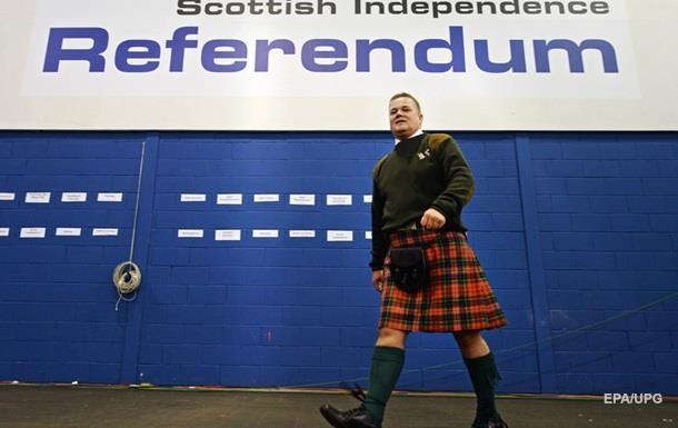 Шотландия проведет референдум о независимости