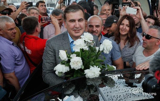 Итоги 29.05: Приезд Саакашвили и трагедия на шахте